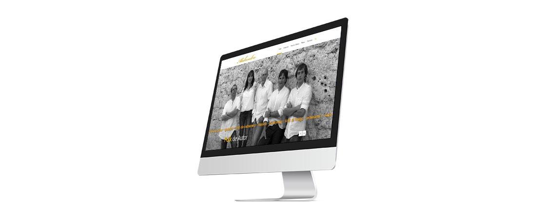 Diseño web responsive en Toledo