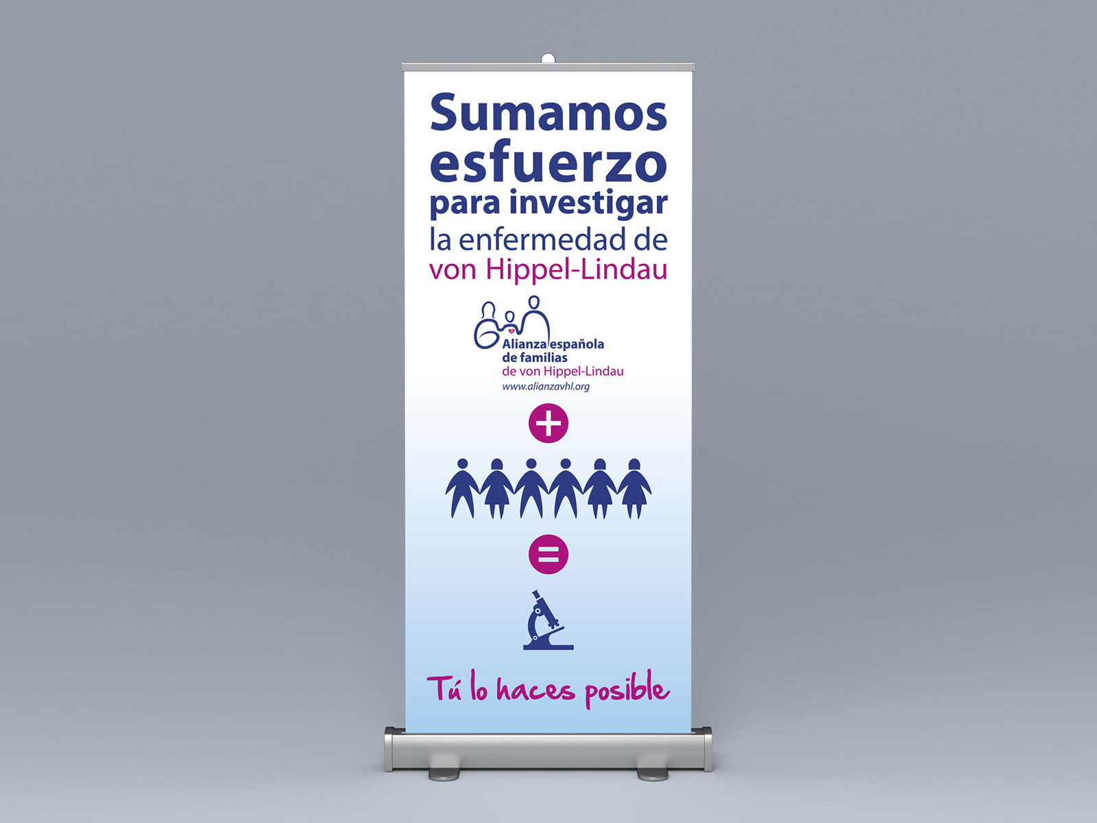 Roll-Up Alianza VHL